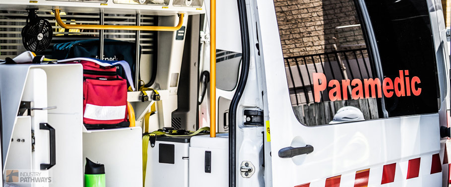 Industry Pathways - APC Ambulance