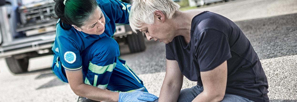 paramedic training patient assessment